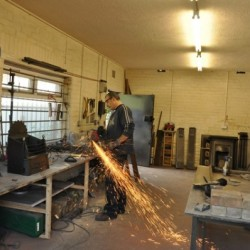 Victoriana Fireplaces Work Shop 3