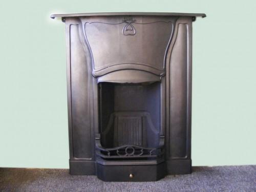 ACC-1257 Art Nouveu Fireplace