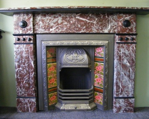 Antique fireplace for sale victoriana fireplaces for Marble mantels for sale