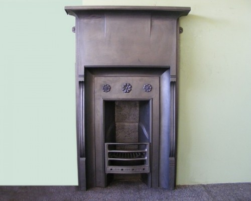 CF-1261 Arts and Crafts Fireplace