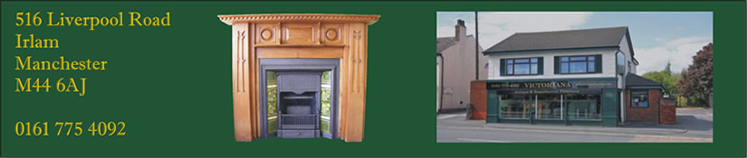 Victorian Fireplaces - Irlam Manchester