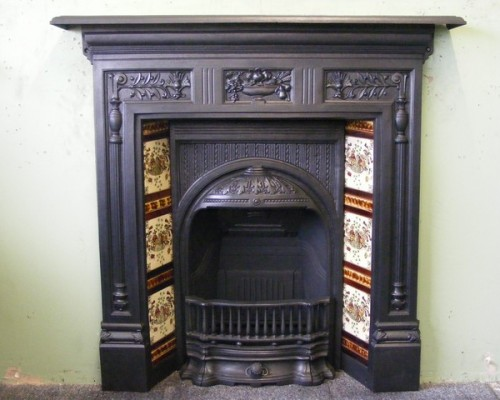Victorian Fireplaces Period Amp Cast Iron Fireplaces