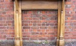 Victorian Elm fire surround
